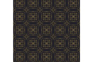 Chinese pattern, dark