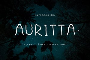 Auritta Font Display Sans