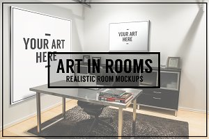 Art in Rooms
