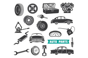 Equipment for auto repair
