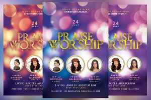 Praise Worship Church Conference
