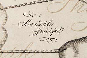 Medish Script