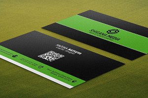 Corporate Business Card Vol. 3
