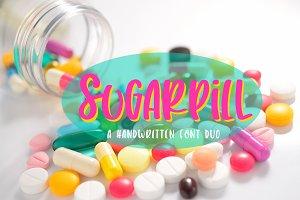 Sugarpill Font Duo