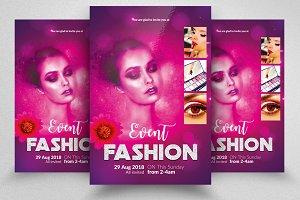 Fashion Flyer Template Vol: 01