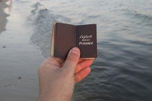 Explore Dream Discover text. Visit Beaches idea.