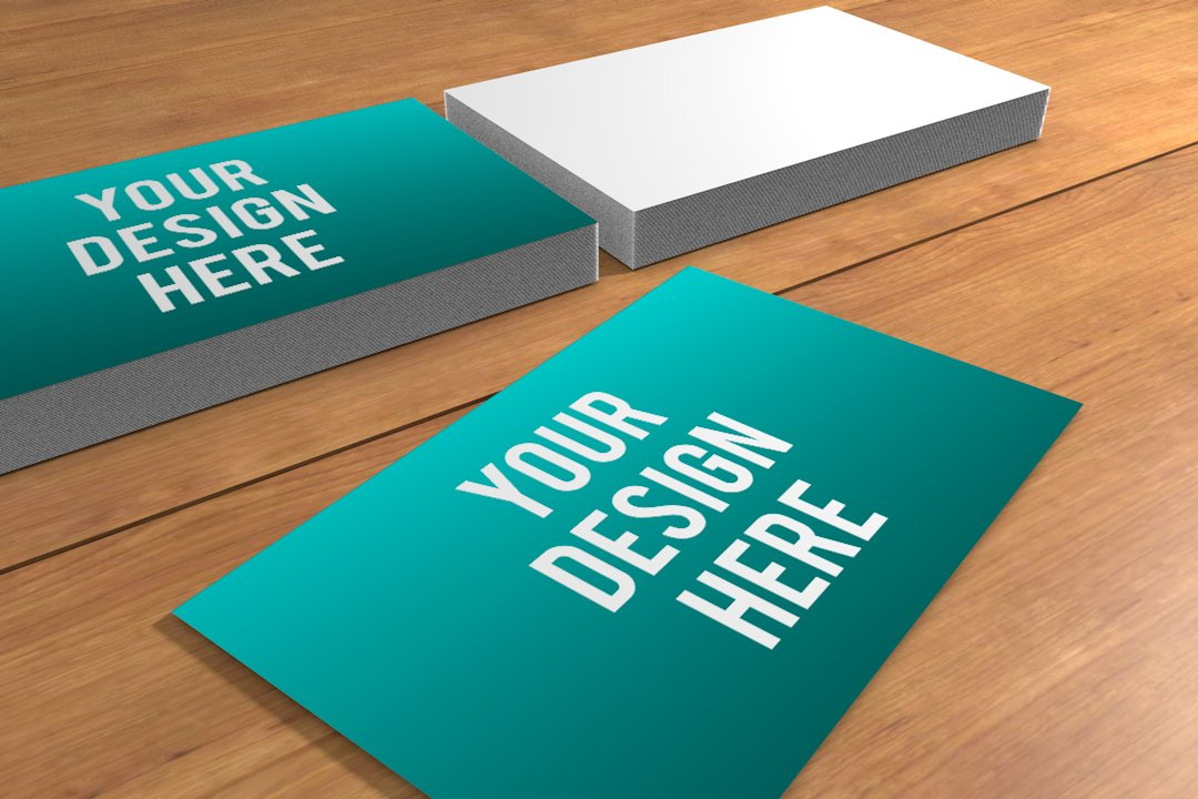 Awesome business card presentation template images business card business card presentation template business card templates wajeb Images