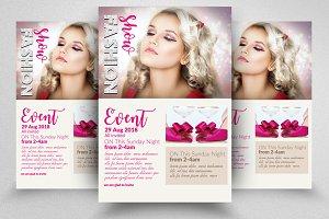 Fashion Flyer Template Vol: 03