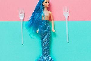 Mermaid and Forks