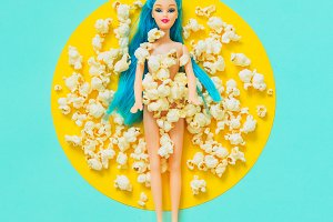 Popcorn On The Doll