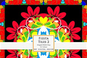 Fiesta Tiles 2:  Happy Folk Art