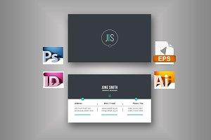Ifta Business Card