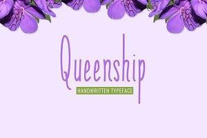 Queenship Typeface