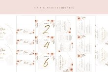 Whimsical Wedding Invitation Suite by  in Invitations