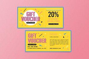 Summer Gift Voucher