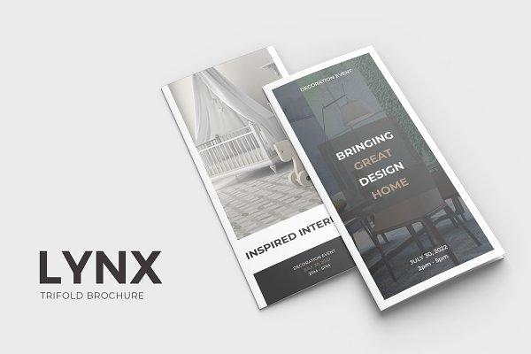 Lynx Trifold Brochure