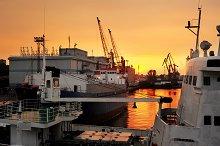 Odessa Sea Port