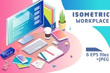 Isometric WorkPlace