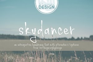 Skydancer (Introductory 37% off!)