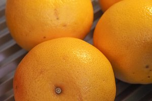 orange fruit food