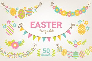 Easter Design Kit