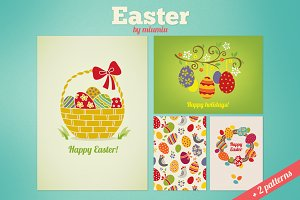 Easter Cards and Patterns