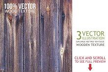 Grunge retro vintage wooden texture