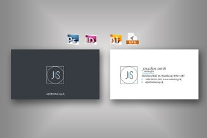 Recro Business Card