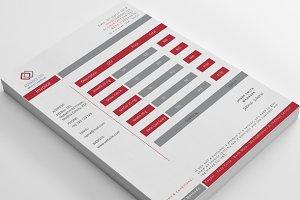Multipurpose Business Invoice