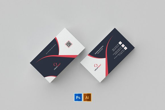 Business Card Template 56