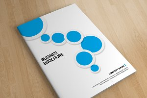 InDesign business brochure-V105