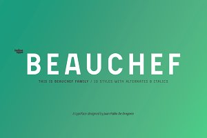 Beauchef Family