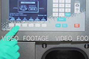 Medical laboratory centrifuge