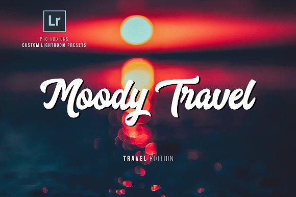 Moody Travel Lightroom Presets