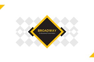 Broadway Keynote Template