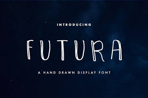 Futura Font Suite For Book Text