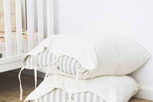 Farmhouse Baby Room Photo