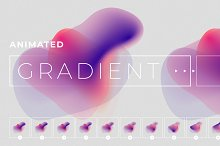 06-ANIMATED Gradients by SevenBox SevenBox in Textures