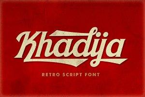 Khadija Spurs - 2 Styles