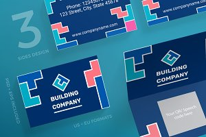 Business Cards | Building Company