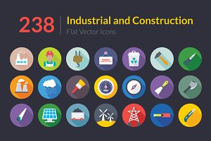 238 Industrial and Construction Icon