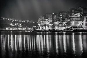 Porto, black and white