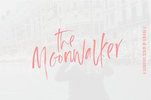 The Moonwalker | A Signature Script