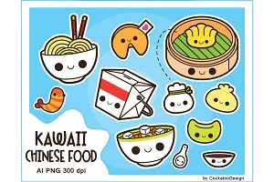 Kawaii chinese food