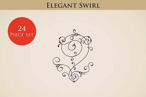 Elegant Swirl