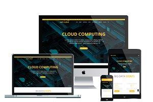 ET Cloud – Joomla Hosting Template