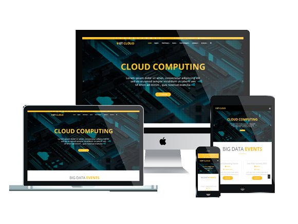 ET Cloud Joomla Hosting Template