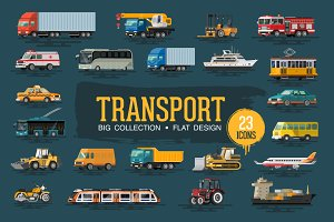 Transport and cars