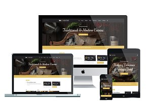 ET Rustro – WordPress Restaurant