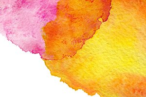 Abstract watercolor paint backgroud